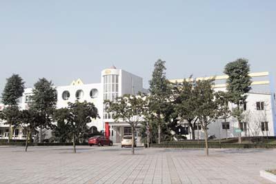 成都卫生学校-实训大楼