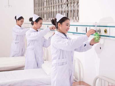 护理专业-实习护士小姐姐