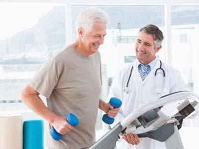 中医康复保健专业-老人康复治疗