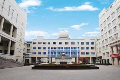 成都市龙泉驿区卫生学校-教学区域