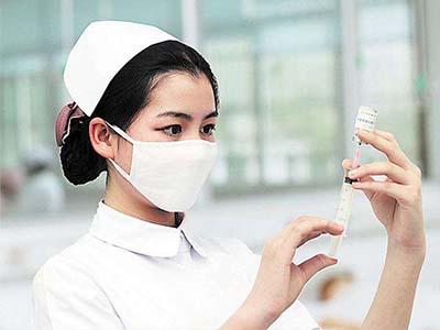 护理专业-护士打针