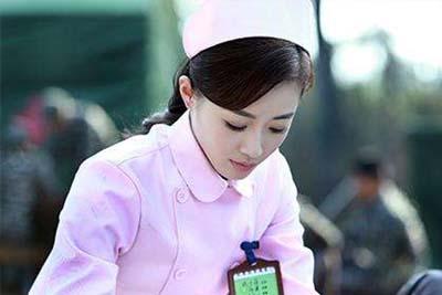 女生学什么医学专业好-漂亮的护士