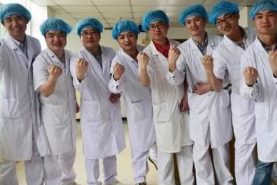 四川红十字卫生学校-男护士