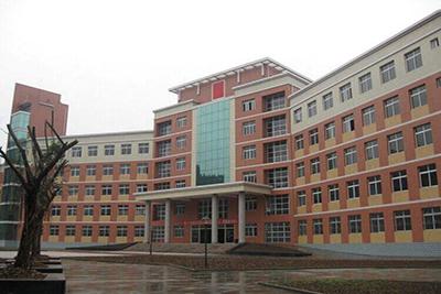 达州职业技术学院老校区教学楼