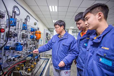 达州职业技术学院机电一体化技术专业