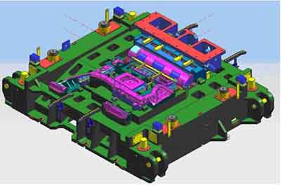 达州职业技术学院模具设计与制造专业